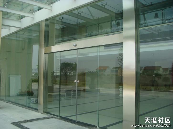 杭州自动门感应门,玻璃自动门门禁系统安装维修保养