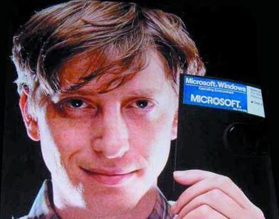为什么良多人厌恶微软?