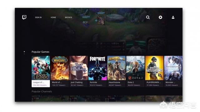 Apple TV上有官方Twitch应用吗?