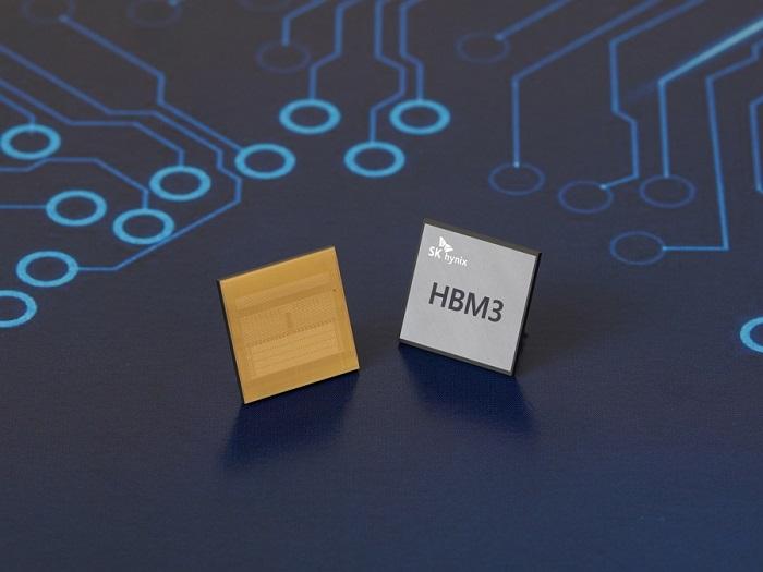 SK海力士颁布发表开发HBM3存储器:12-Hi仓库24GB容量 带宽819GB/s